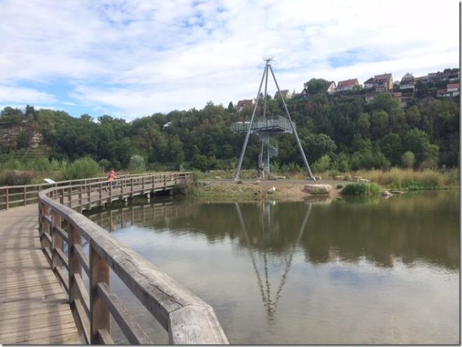 Zugwiesen am Neckar