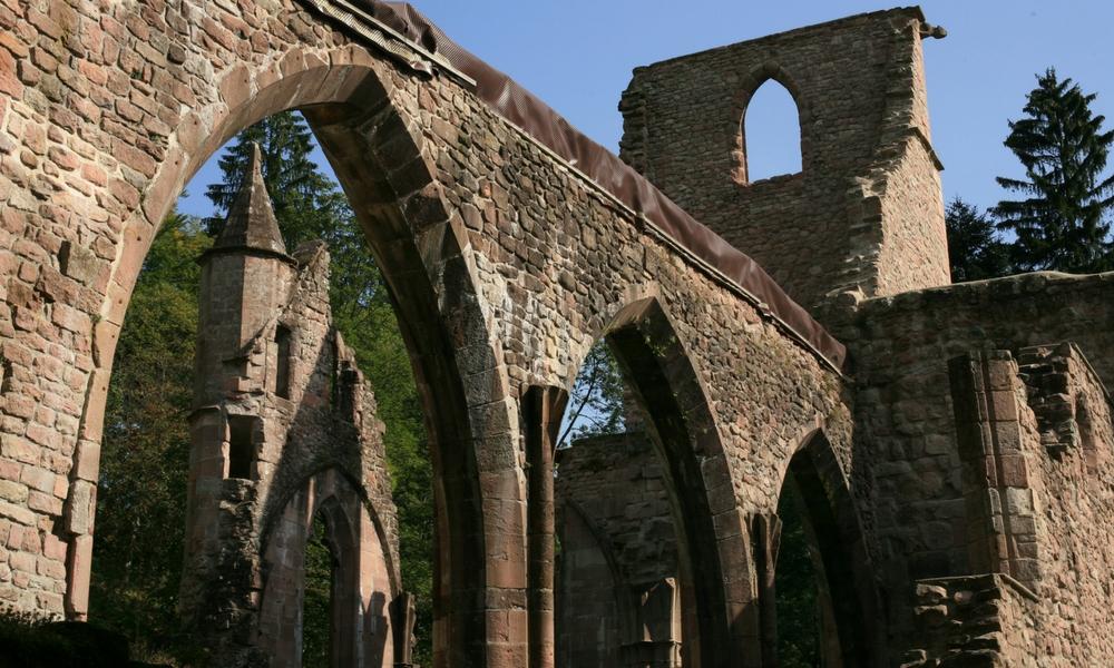 Wandertipps Schwarzwald: Klosterruine Allerheiligen