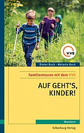 """Das Kinderwanderbuch """"Auf geht's Kinder"""" entstand in Kooperation mit dem VVS."""
