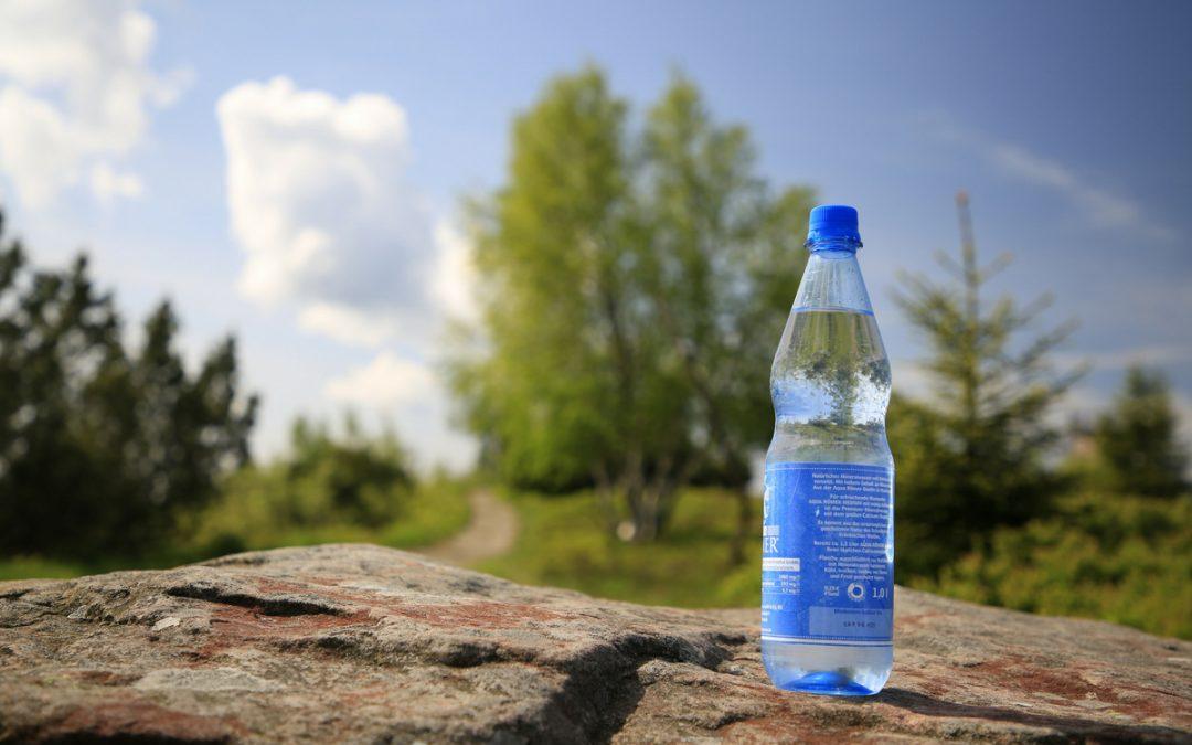 Über das Trinken auf Wanderungen