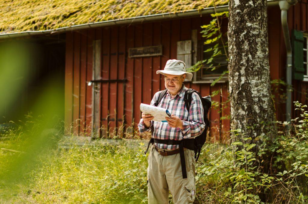 Dieter Buck unterwegs mit bwegt.