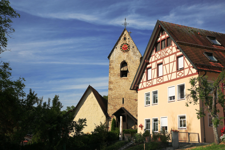 Auf dem Weg von Horb nach Rexingen, kurz vor Ihlingen