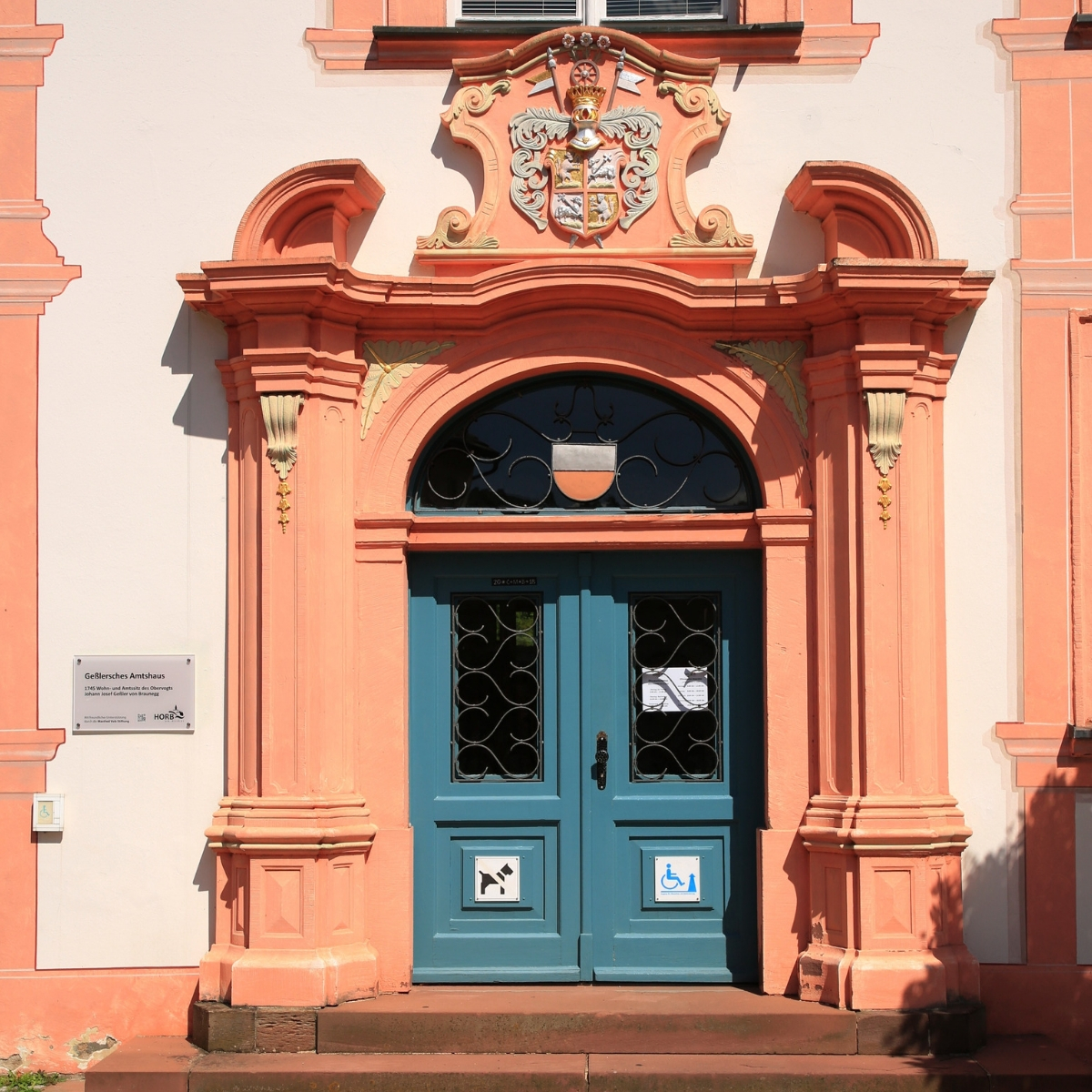 Das Geßlersche Amtshaus in Horb