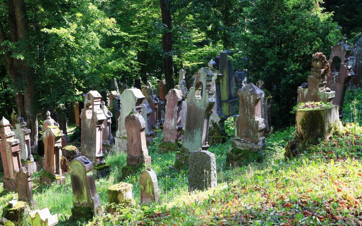 Der Jüdische Friedhof in Rexingen