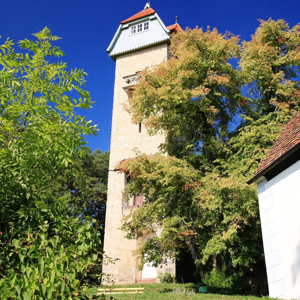 Der Schütteturm