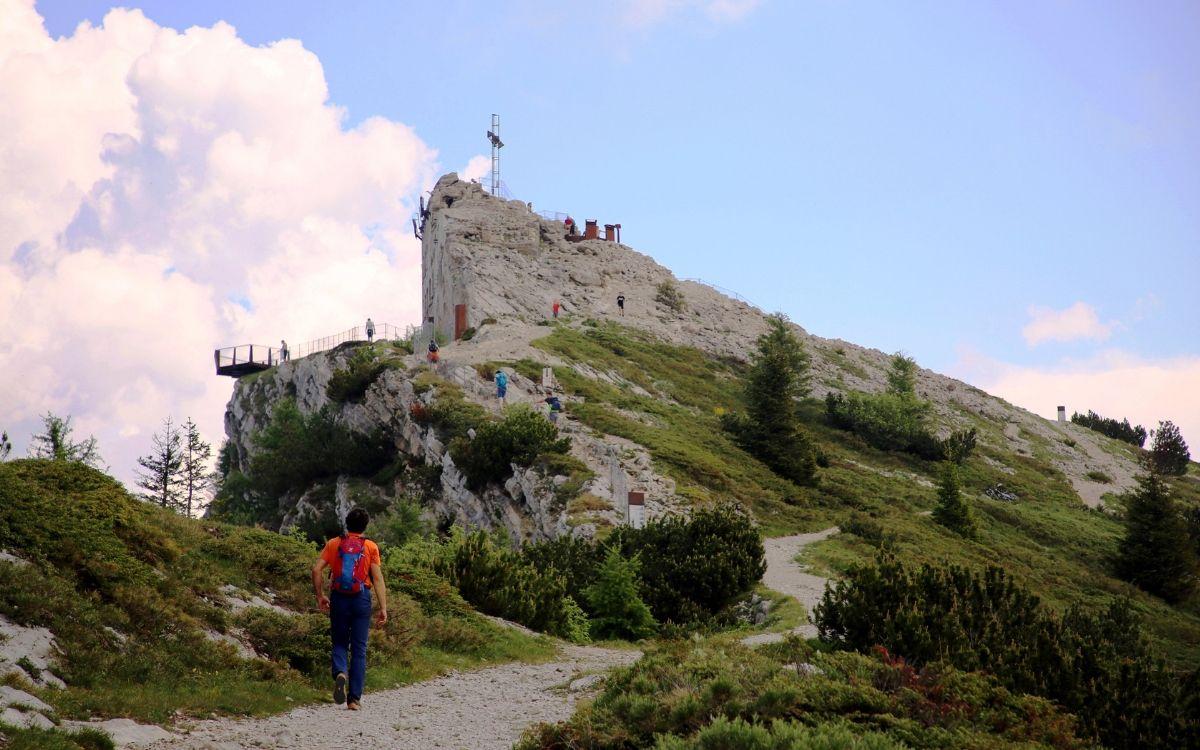 Forte Verle im Valsuganatal