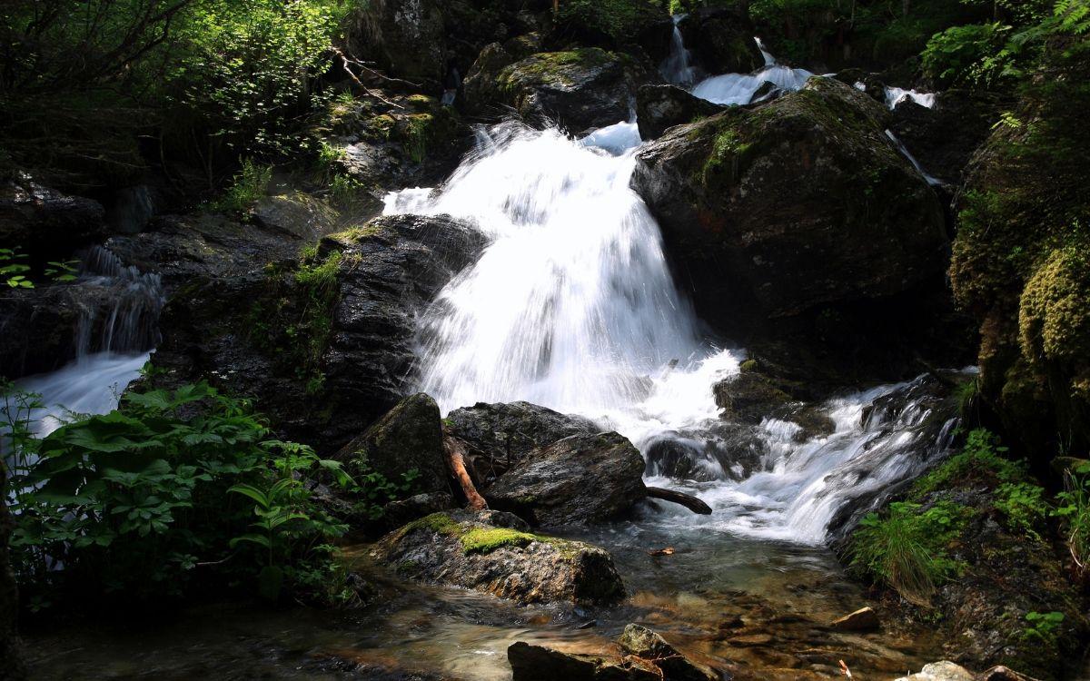 Rio Caserine im Valsuganatal