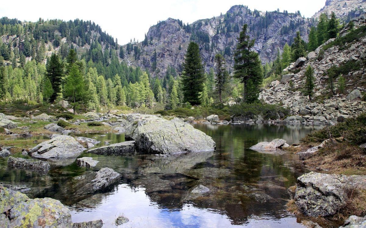 Wandern im Valsuganatal