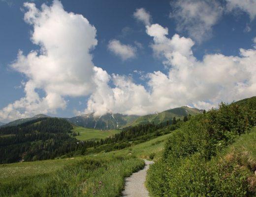Wandern in Serfaus-Fiss-Ladis